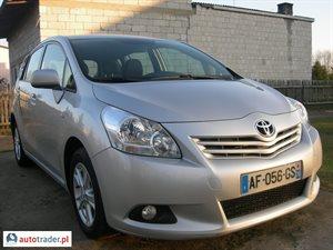 Toyota Verso 2.0 2009 r. - zobacz ofertę