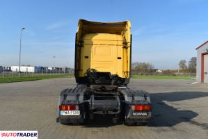 Scania R440 LOW DECK