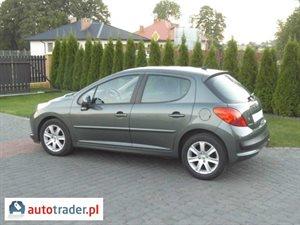 Peugeot 207 1.6 2008 r. - zobacz ofertę