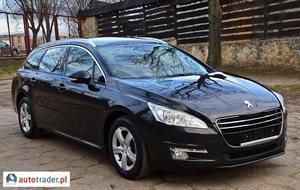 Peugeot 508 2.0 2011 r. - zobacz ofertę