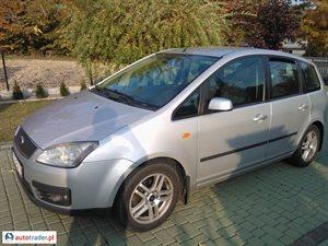 Ford C-MAX 1.6 2005 r.,   16 500 PLN