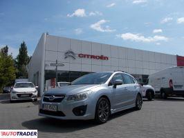 Subaru Impreza - zobacz ofertę