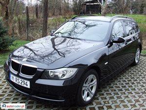 BMW 320, 2008r.,   38 500 PLN