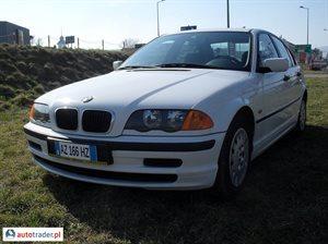 BMW 320 2.0 1998 r. - zobacz ofertę