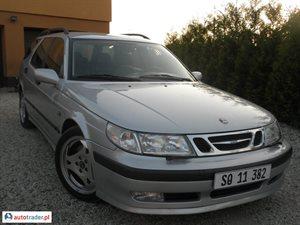 Saab 9-5 2.3 2000 r. - zobacz ofertę