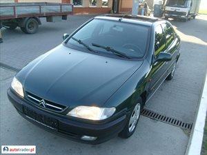 Citroën Xsara 1.8 1997 r. - zobacz ofertę