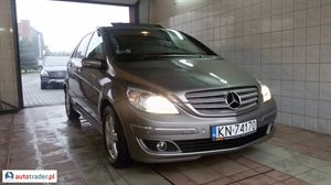 Mercedes 200 2.0 2008 r. - zobacz ofertę