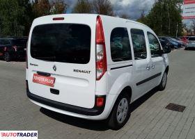 Renault Kangoo 2015 1.5 90 KM
