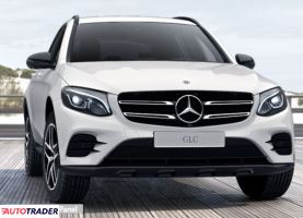 Mercedes GLC - zobacz ofertę