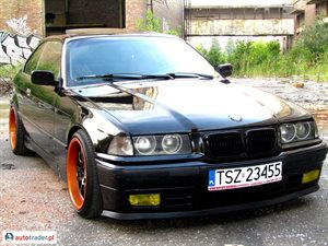 BMW 325 2.5 1992 r. - zobacz ofertę