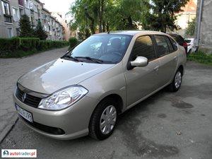 Renault Thalia 1.1 2008 r. - zobacz ofertę