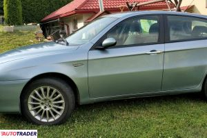 Alfa Romeo 147 2005 1.9 150 KM