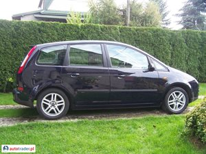 Ford C-MAX 2005 1.6 109 KM