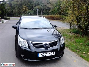 Toyota Avensis 1.8 2010 r. - zobacz ofertę