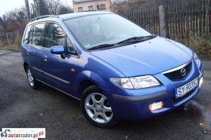 Mazda Premacy 1.8 1999r. - zobacz ofertę