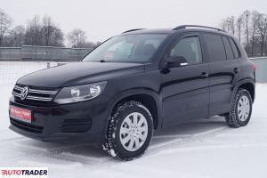 Volkswagen Tiguan - zobacz ofertę