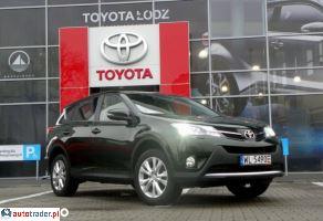 Toyota RAV 4 2.0 2013r. - zobacz ofertę