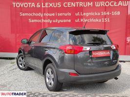 Toyota RAV 4 2014 2.0 124 KM