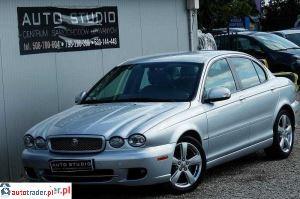 Jaguar X-Type  I Exclusive/Dużą-Navi/Automat/ 2.2 2008r. - zobacz ofertę