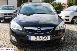 Opel Astra 2009 1.6 115 KM