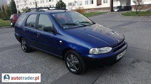 Fiat Palio 1.4 1998 r. - zobacz ofertę