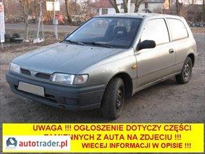 Nissan Sunny 1995 2.0 75 KM