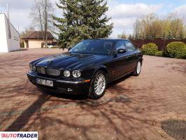 Jaguar XJR - zobacz ofertę