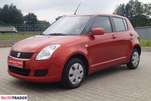 Suzuki Swift 2010 1.3 93 KM
