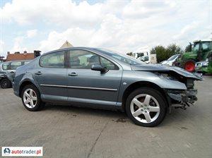Peugeot 407 2005 r. - zobacz ofertę