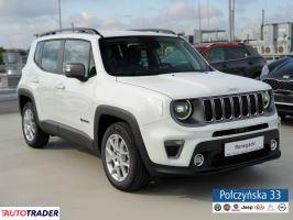 Jeep Renegade - zobacz ofertę