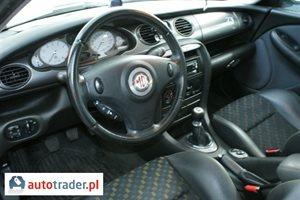 MG ZT 2004 2.5 190 KM