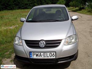 Volkswagen Fox 1.2 2006 r. - zobacz ofertę