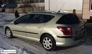 Peugeot 407 2.0 2005 r. - zobacz ofertę