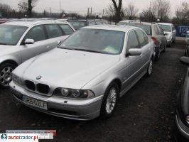 BMW 530 3.0 2001r. - zobacz ofertę