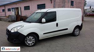 Fiat Doblo 1.6 2010 r. - zobacz ofertę