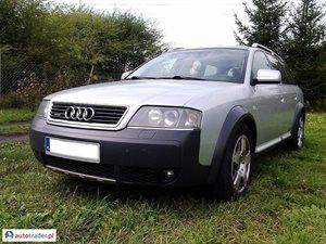 Audi A6 Allroad 2.7 2001 r. - zobacz ofertę