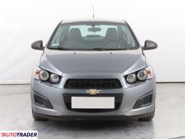 Chevrolet Aveo 2012 1.2 68 KM