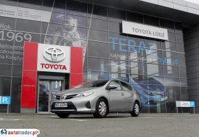 Toyota Auris II (2012-) 1.4 2013r. - zobacz ofertę