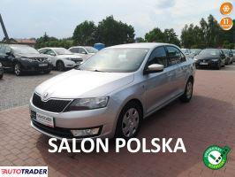 Skoda Rapid 2013 1.6 105 KM