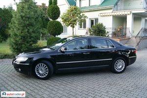 Volkswagen Phaeton 3.0 2005 r. - zobacz ofertę