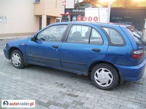 Nissan Almera 1999 1.4 87 KM