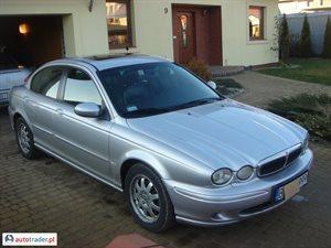 Jaguar X-Type 2.0 2003 r. - zobacz ofertę