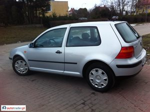 Volkswagen Golf 1999 1.4 75 KM