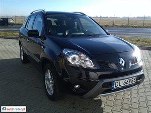 Renault Koleos 2.0 2009 r. - zobacz ofertę