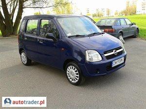 Opel Agila 1.3 2005 r. - zobacz ofertę