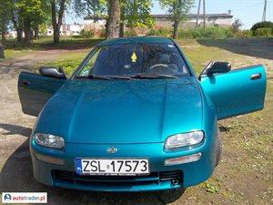 Mazda 323F 1.5 1996 r. - zobacz ofertę