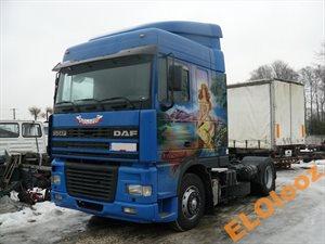 DAF 95XF 1998 r.,    1 PLN