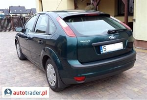Ford Focus 2006 1.6 100 KM