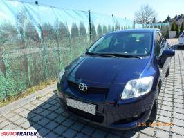 Toyota Auris 2007 1.6 124 KM