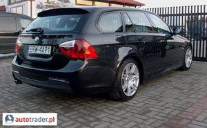 BMW 320 2007 2.0 163 KM
